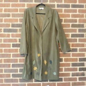 Women's Shift Dress with Matching Jacket 16P